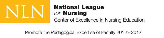 National League for Nursing Center of Excellence in Nursing Education: Promote the Pedagogical Expertise of Faculty 2012-2017